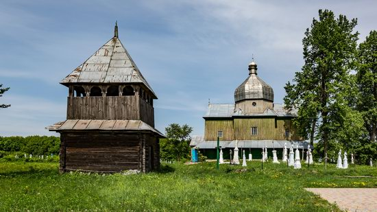 St. George Church in Litovyshche, Ukraine, photo 1