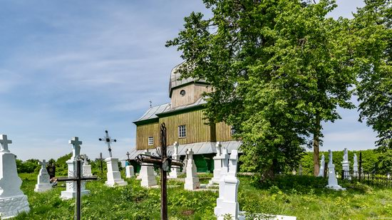 St. George Church in Litovyshche, Ukraine, photo 10