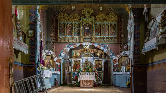 St. George Church in Litovyshche, Ukraine, photo 12