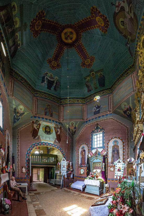 St. George Church in Litovyshche, Ukraine, photo 14