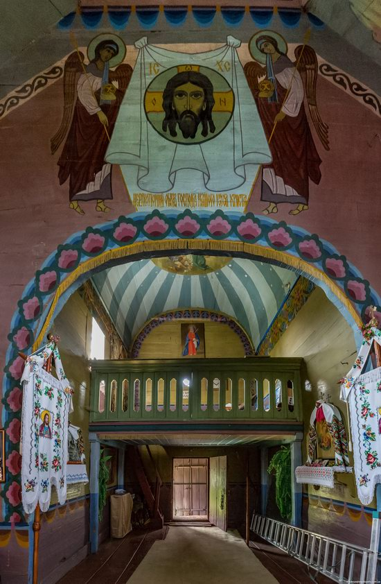 St. George Church in Litovyshche, Ukraine, photo 15