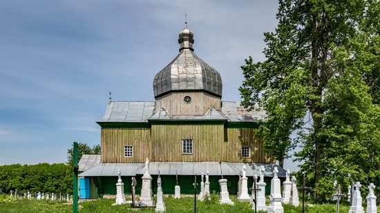 St. George Church in Litovyshche, Ukraine, photo 2