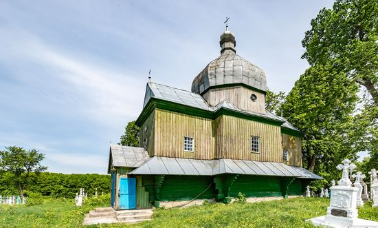 St. George Church in Litovyshche, Ukraine, photo 3