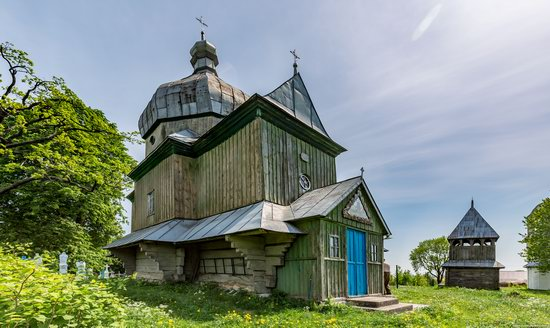 St. George Church in Litovyshche, Ukraine, photo 6