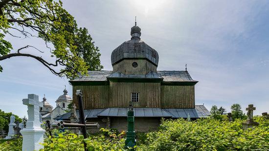 St. George Church in Litovyshche, Ukraine, photo 7