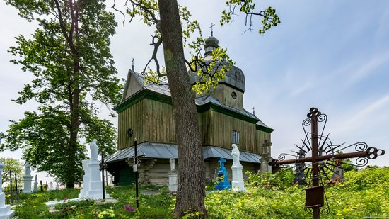 St. George Church in Litovyshche, Ukraine, photo 8