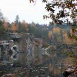 Abandoned and Flooded Korostyshivsky Quarry