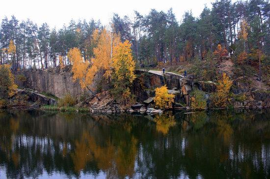 Abandoned and Flooded Korostyshivsky Quarry, Ukraine, photo 6