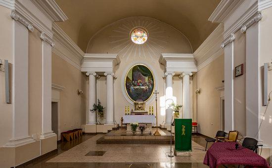 Catholic Church of the Body and Blood of Jesus Christ in Ruzhyn, Ukraine, photo 13