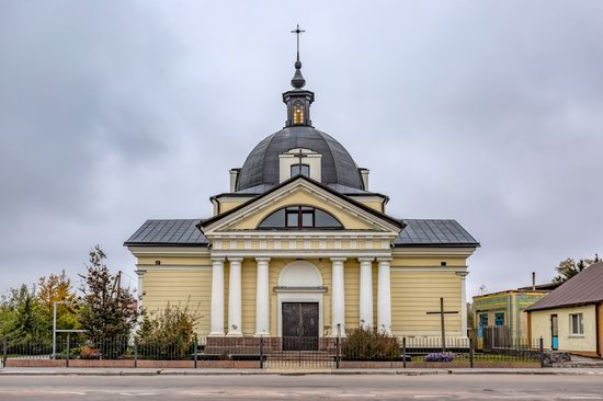 Catholic Church of the Body and Blood of Jesus Christ in Ruzhyn, Ukraine, photo 18