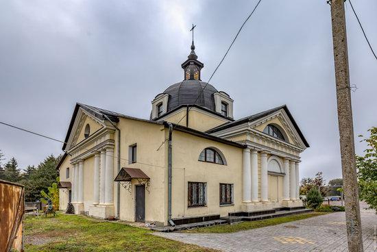 Catholic Church of the Body and Blood of Jesus Christ in Ruzhyn, Ukraine, photo 3
