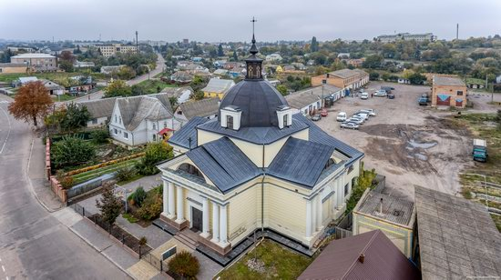 Catholic Church of the Body and Blood of Jesus Christ in Ruzhyn, Ukraine, photo 5