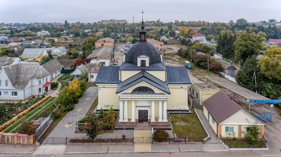 Catholic Church of the Body and Blood of Jesus Christ in Ruzhyn, Ukraine, photo 6