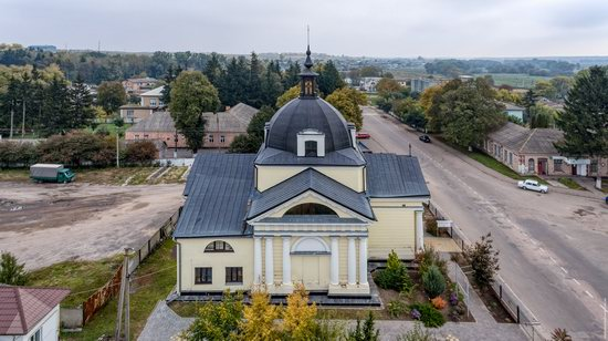 Catholic Church of the Body and Blood of Jesus Christ in Ruzhyn, Ukraine, photo 8