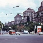 Kyiv in 1985 – the Capital of Soviet Ukraine