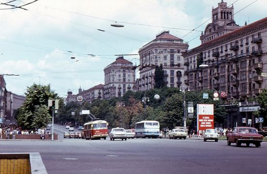Kyiv - the Capital of Soviet Ukraine in 1985, photo 1
