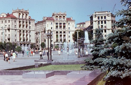 Kyiv - the Capital of Soviet Ukraine in 1985, photo 10
