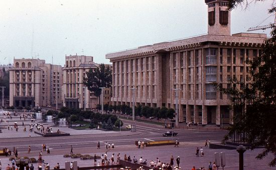 Kyiv - the Capital of Soviet Ukraine in 1985, photo 12