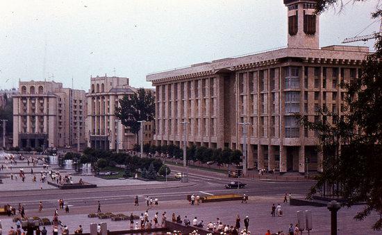 Kyiv - the Capital of Soviet Ukraine in 1985, photo 12