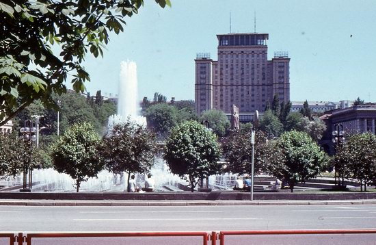 Kyiv - the Capital of Soviet Ukraine in 1985, photo 13