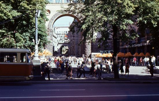 Kyiv - the Capital of Soviet Ukraine in 1985, photo 15
