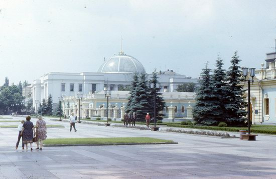 Kyiv - the Capital of Soviet Ukraine in 1985, photo 17