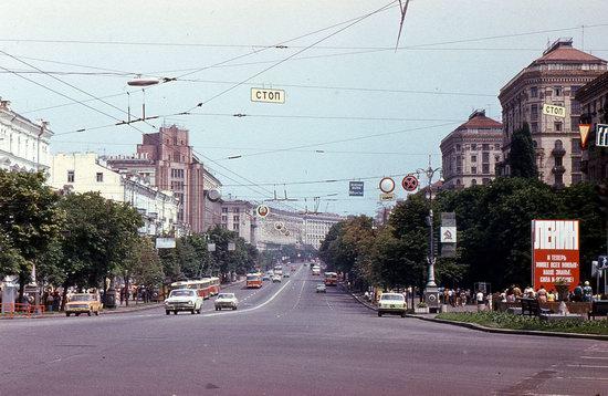 Kyiv - the Capital of Soviet Ukraine in 1985, photo 2