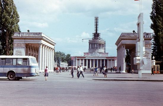Kyiv - the Capital of Soviet Ukraine in 1985, photo 24