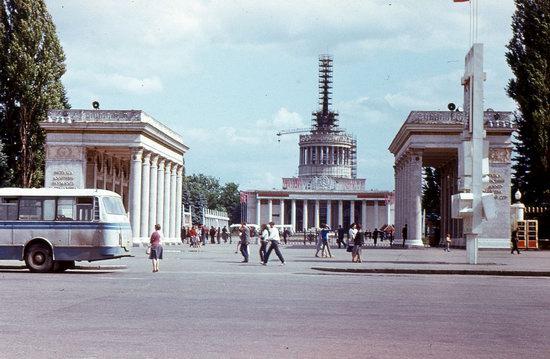 Kyiv - the Capital of Soviet Ukraine in 1985, photo 24