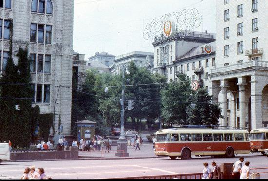 Kyiv - the Capital of Soviet Ukraine in 1985, photo 3