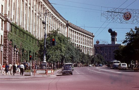 Kyiv - the Capital of Soviet Ukraine in 1985, photo 4