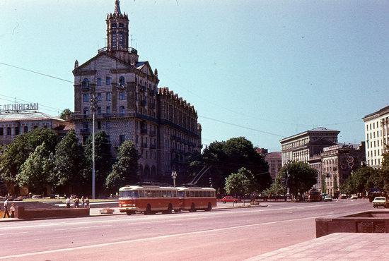 Kyiv - the Capital of Soviet Ukraine in 1985, photo 5