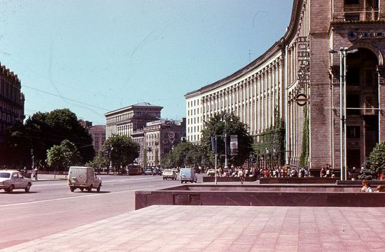 Kyiv - the Capital of Soviet Ukraine in 1985, photo 6