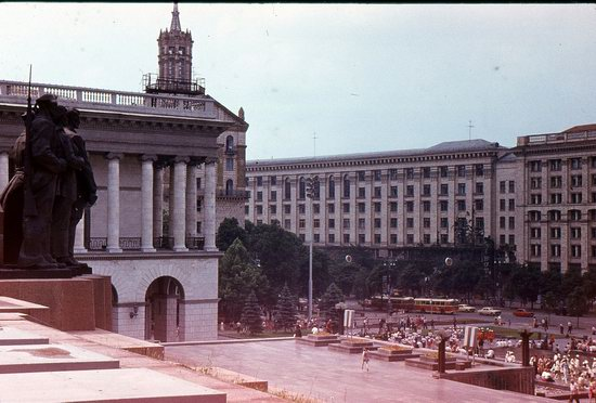 Kyiv - the Capital of Soviet Ukraine in 1985, photo 9