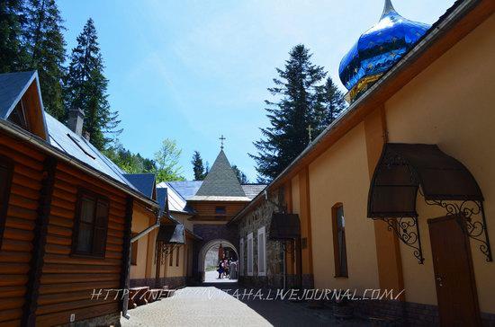 Manyavsky Holy Cross Exaltation Monastery, Ukraine, photo 10