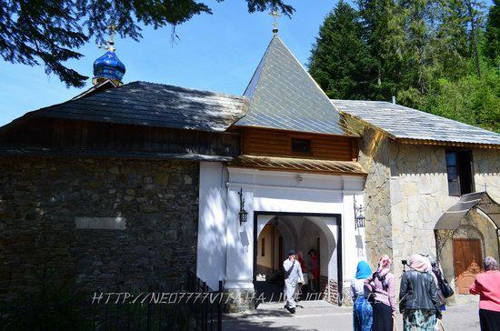 Manyavsky Holy Cross Exaltation Monastery, Ukraine, photo 11