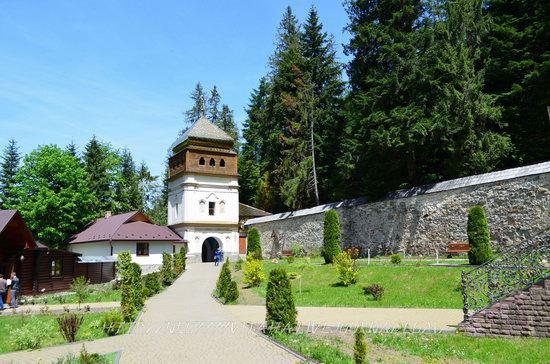 Manyavsky Holy Cross Exaltation Monastery, Ukraine, photo 12