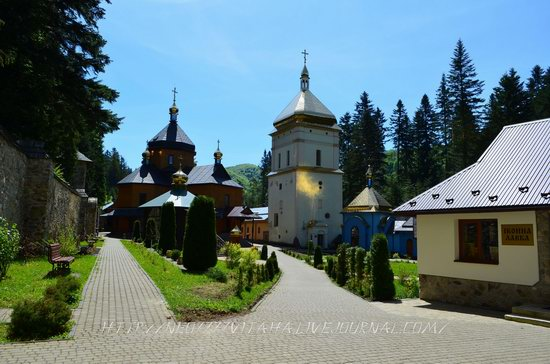 Manyavsky Holy Cross Exaltation Monastery, Ukraine, photo 13