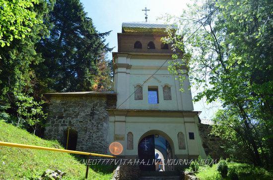 Manyavsky Holy Cross Exaltation Monastery, Ukraine, photo 3