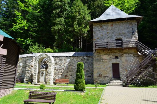 Manyavsky Holy Cross Exaltation Monastery, Ukraine, photo 6