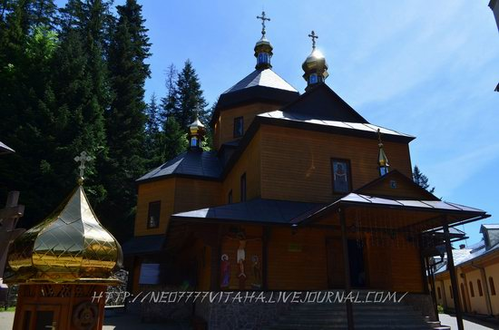 Manyavsky Holy Cross Exaltation Monastery, Ukraine, photo 7