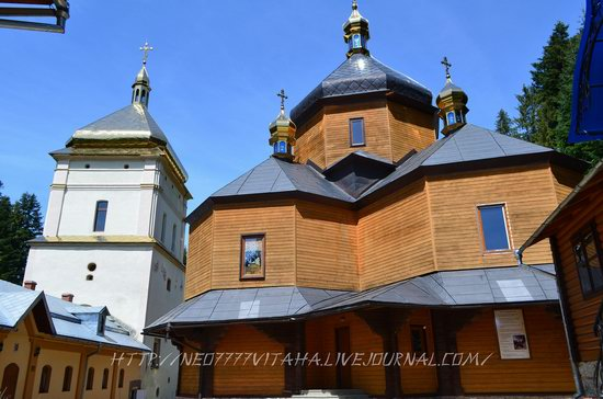 Manyavsky Holy Cross Exaltation Monastery, Ukraine, photo 8