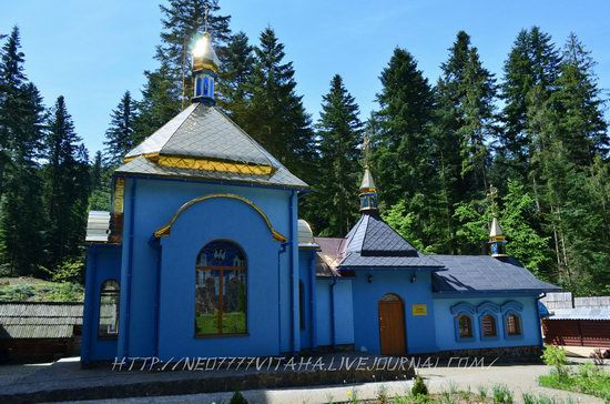 Manyavsky Holy Cross Exaltation Monastery, Ukraine, photo 9