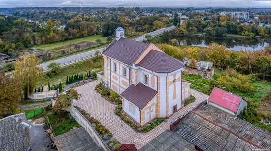 St. Anthony Church in Myropol, Ukraine, photo 5