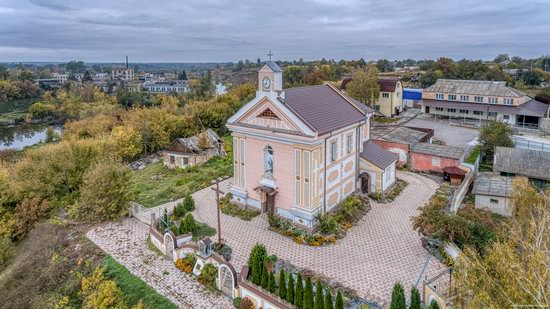 St. Anthony Church in Myropol, Ukraine, photo 7