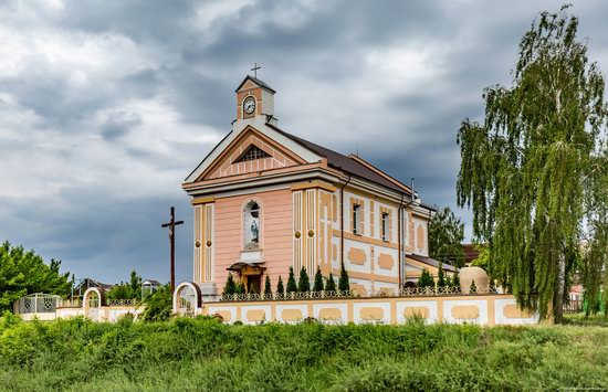 St. Anthony Church in Myropol, Ukraine, photo 9