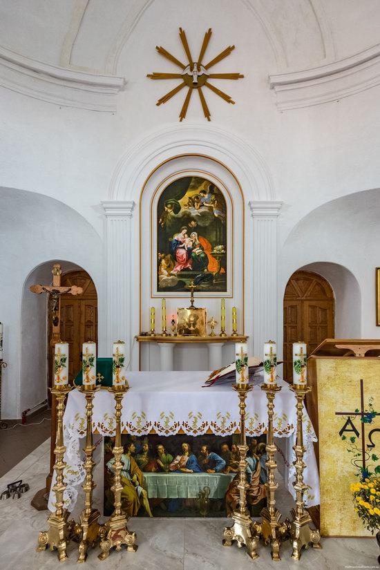 Catholic Church of St. Anna in Talne, Ukraine, photo 11