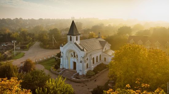 Catholic Church of St. Anna in Talne, Ukraine, photo 14