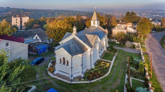 Catholic Church of St. Anna in Talne, Ukraine, photo 16