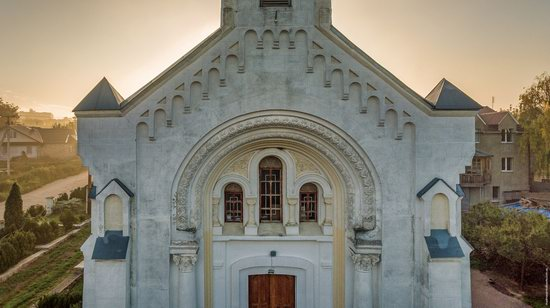 Catholic Church of St. Anna in Talne, Ukraine, photo 19